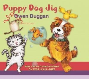 Woof, woof, wiggle waggle Puppy Dog Jig